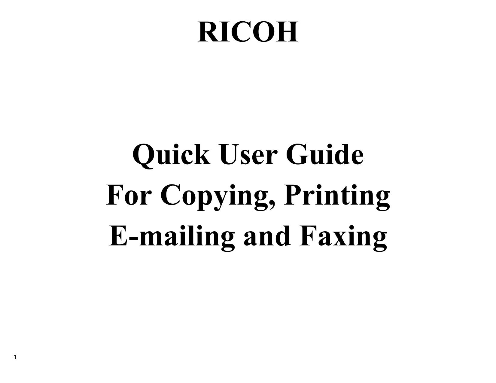 Download free pdf for Ricoh AP306 Printer manual