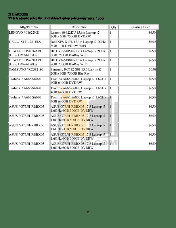 PDF manual for Gateway Laptop ID49C07u