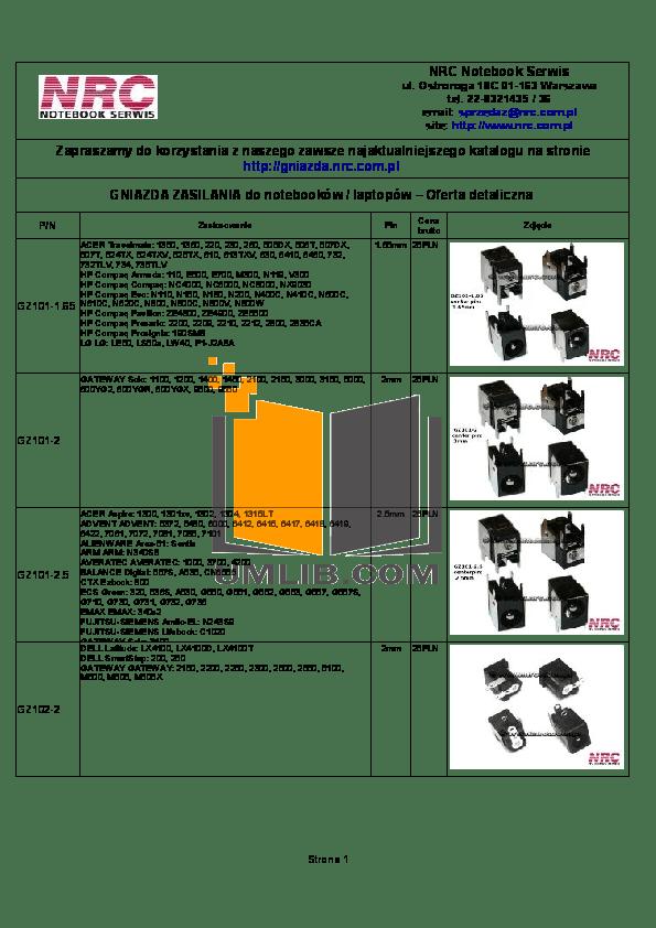 Download free pdf for Acer Aspire M3450 Desktop manual