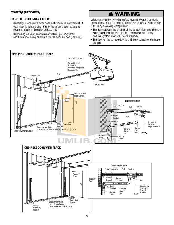PDF manual for Chamberlain Other 41A6345-1 Wireless key Entry