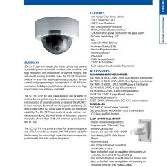Samsung Security Camera Wiring Diagram Fuel Gauge Sod 14c Digital Color