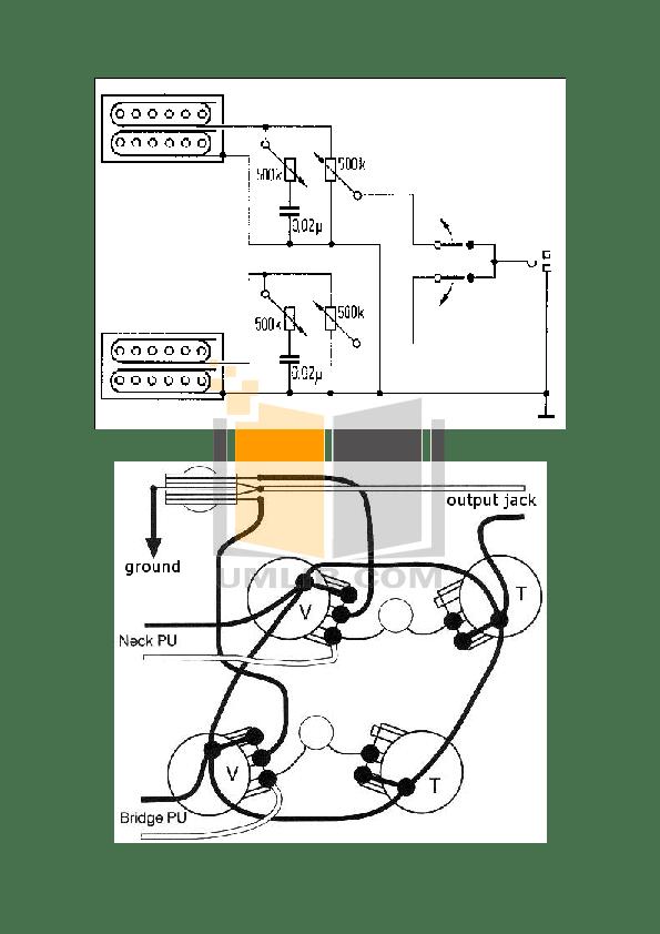 PDF manual for Epiphone Guitar Les Paul 100