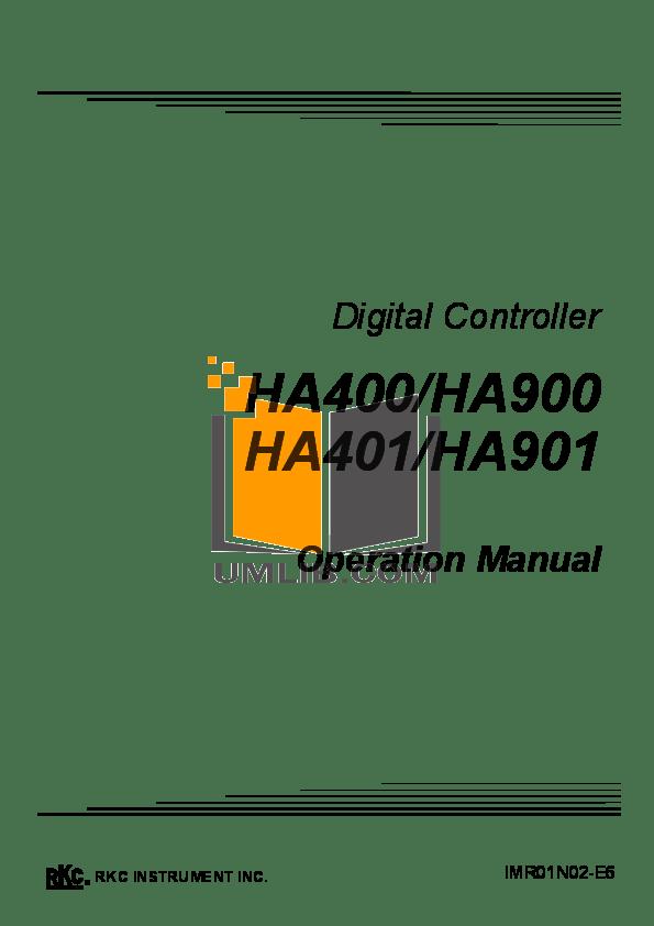 Download free pdf for Behringer HA400 Amp manual