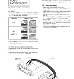 pdf manual for sony car receiver cdx gt400 on sony stereo cdx gt10w  [ 1240 x 1755 Pixel ]