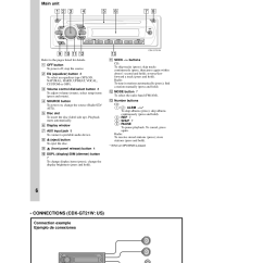 Sony Cdx Gt210 Wiring Diagram Automatic Door Lock Car Radio ~ Elsalvadorla