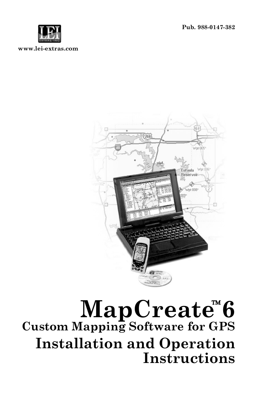 Download free pdf for Lowrance GlobalMap 5000C GPS manual