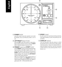 yaesu other g 800sa rotator pdf page preview  [ 1238 x 1751 Pixel ]