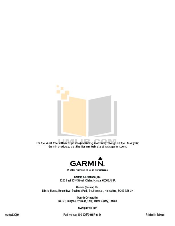 garmin gsd 22 installation manual
