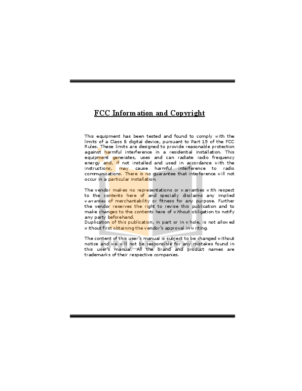 Download free pdf for Biostar U8668 Pro Motherboard Other