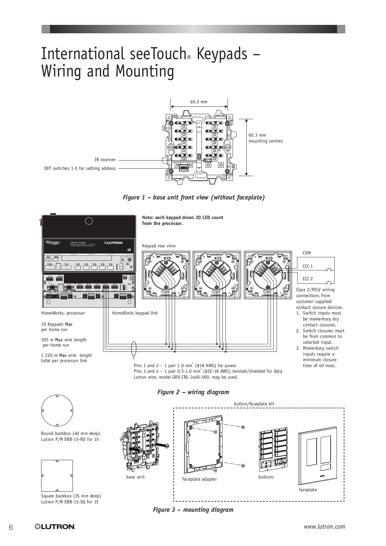 PDF manual for KEF Home Theater KIT120