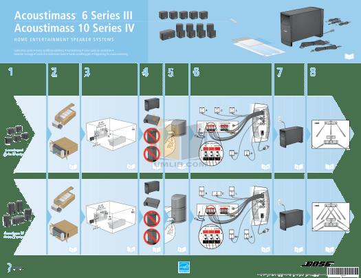 Fein Bose Acoustimass 10 Schaltplan Bilder - Elektrische ...