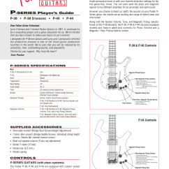 Emg Select Pickup Wiring Diagram Hand Off Auto Switch Pj Testing