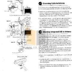 Directed Electronics 3100 Wiring Diagram 2006 Cobalt Alternator Satellite Dish Installation Manual 4x04
