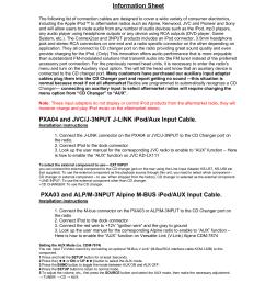 pdf for sony car receiver cdx gt500 manual [ 1275 x 1651 Pixel ]