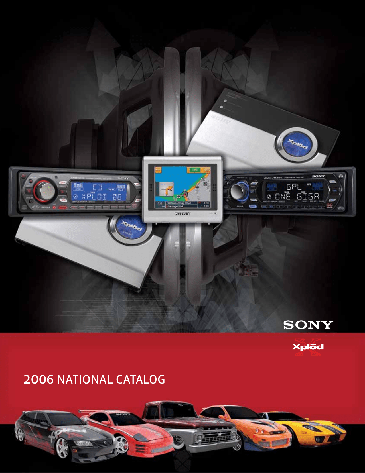 hight resolution of pdf for sony car receiver cdx gt500 manual