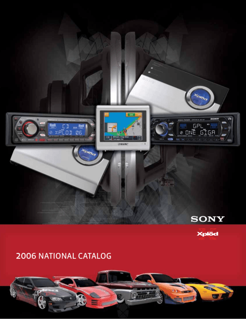 small resolution of pdf for sony car receiver cdx gt500 manual