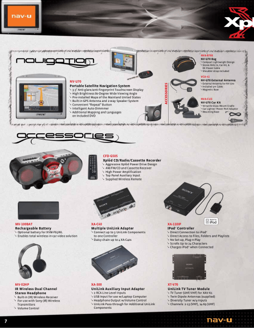 small resolution of  sony car receiver cdx gt500 pdf page preview