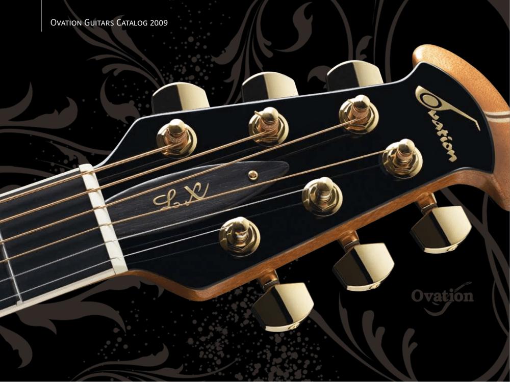 medium resolution of pdf for ovation guitar vxt standard manual
