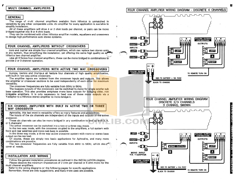 hf_SERIESVIII.pdf 5 wat hifonics wiring diagram car sound system diagram \u2022 wiring diagram  at bayanpartner.co