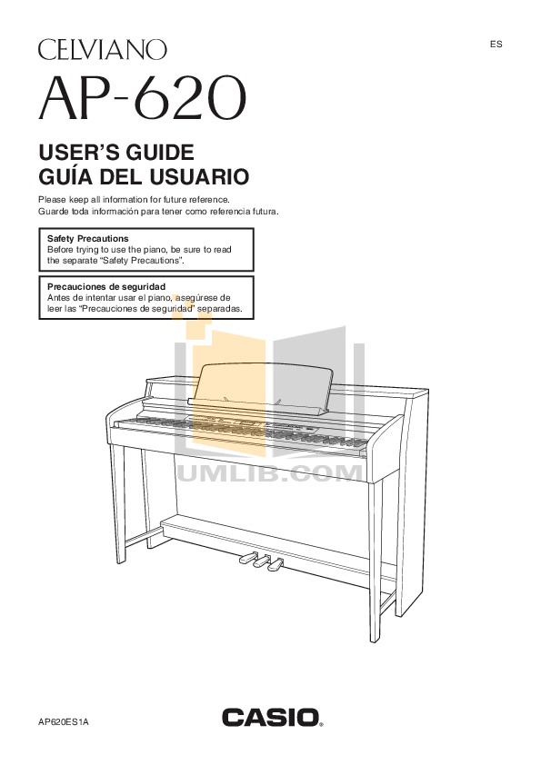 Download free pdf for Casio SA-67 Music Keyboard manual