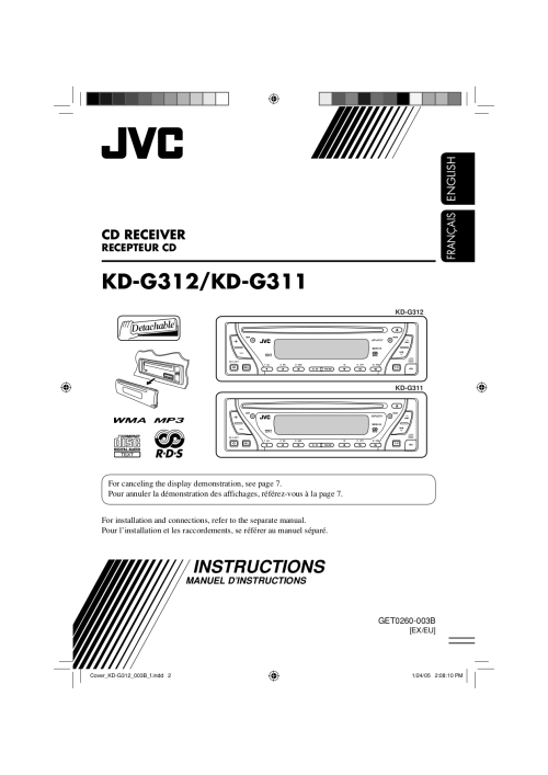 small resolution of jvc wiring diagram model kd g210