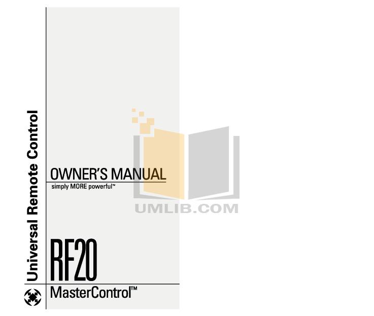 PDF manual for Hafler CD Player SE-150