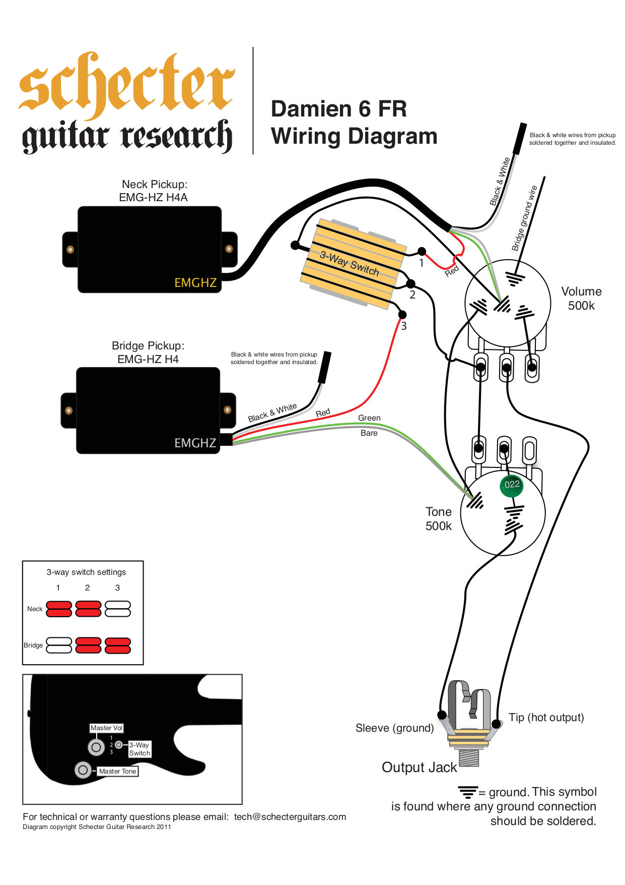 hight resolution of alston guitars kit wiring diagram wiring library