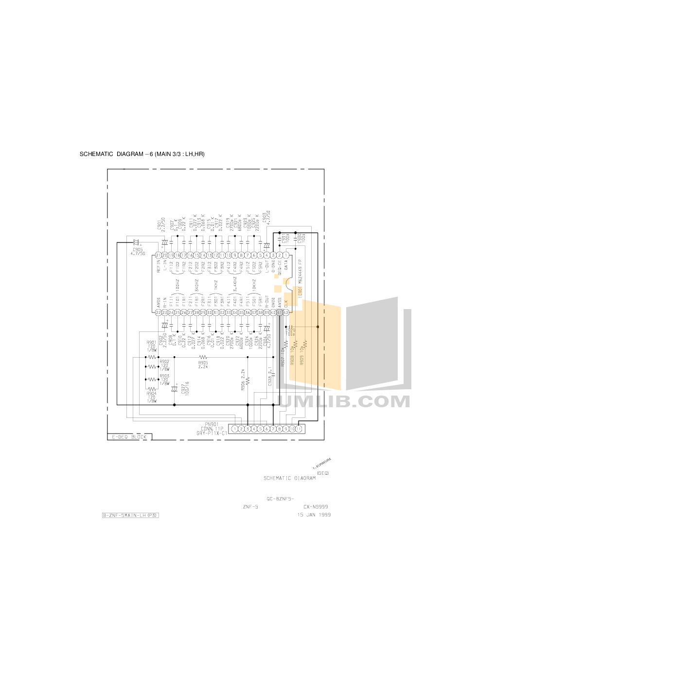 PDF manual for Aiwa Other NSX-999 Stereo Systems