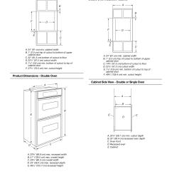 wall oven reviews kitchenaid oven architect series ii kebc247vss pdf page preview  [ 1275 x 1651 Pixel ]