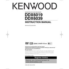 Kenwood Ddx6019 Wiring Diagram 96 Jeep Cherokee Pcm Ddx7017 Installation Kdc