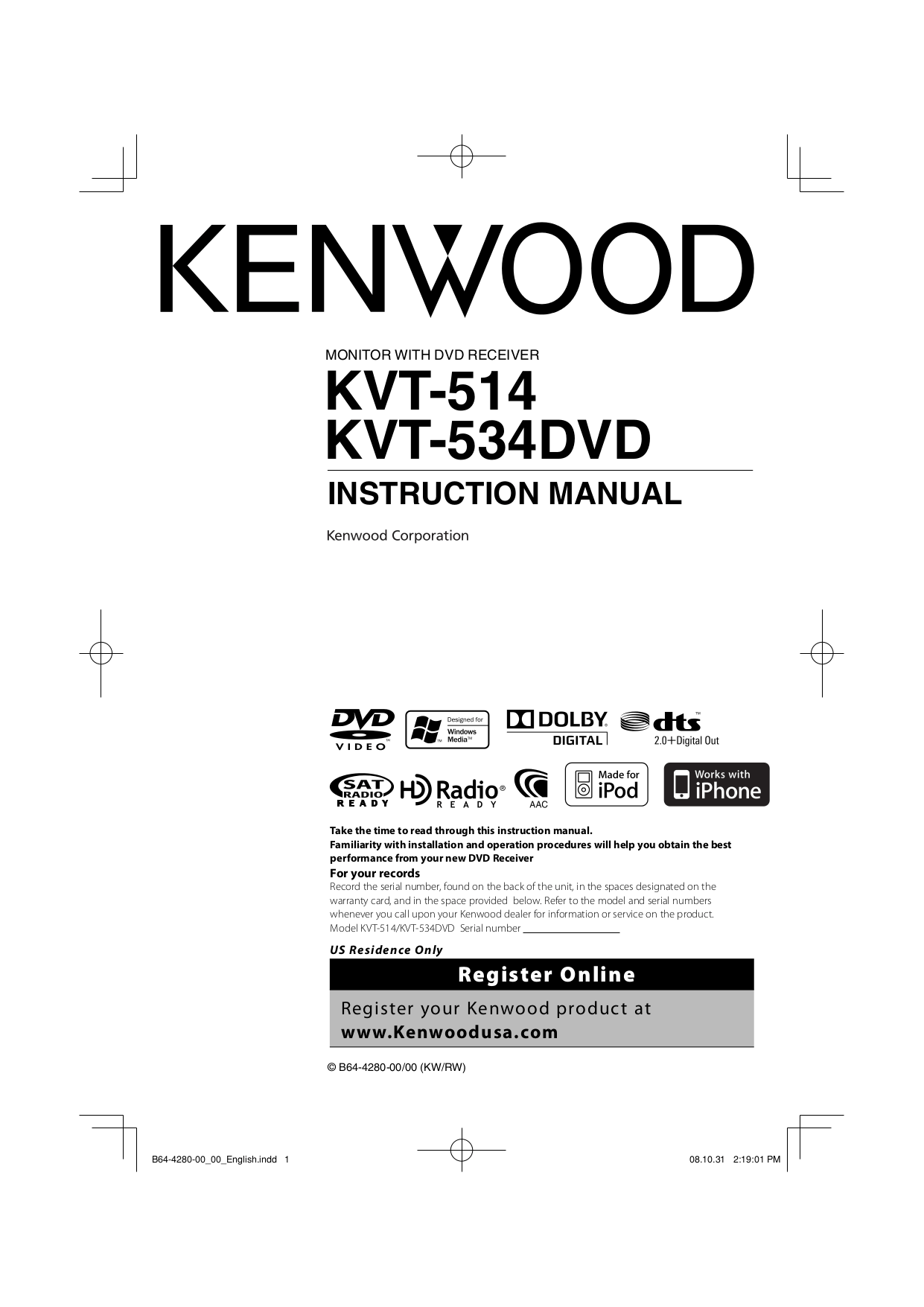 Kenwood Kdc 132 Wiring Diagram : 30 Wiring Diagram Images