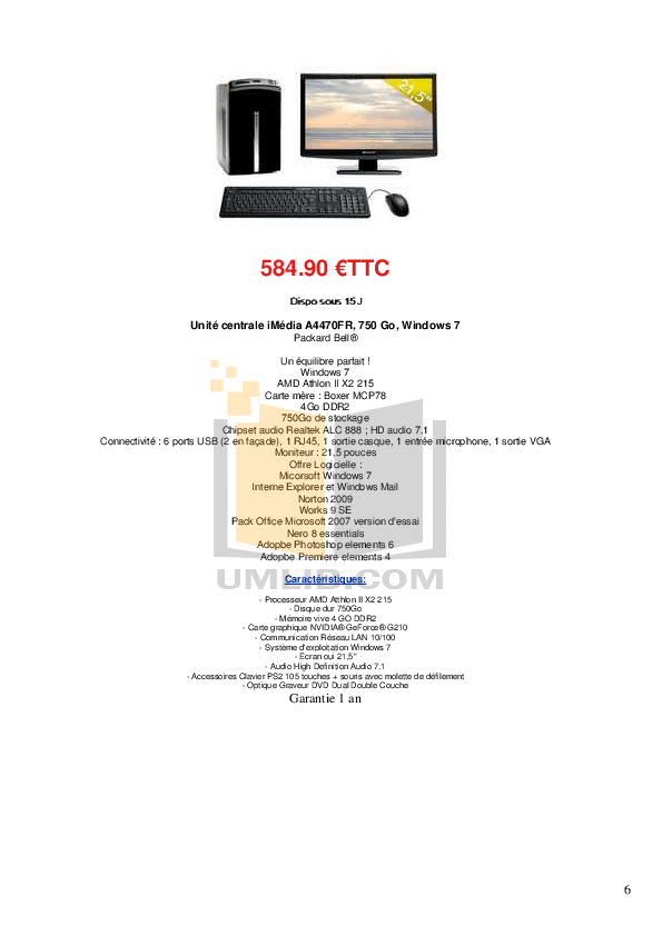 PDF manual for Acer Desktop Aspire X3200