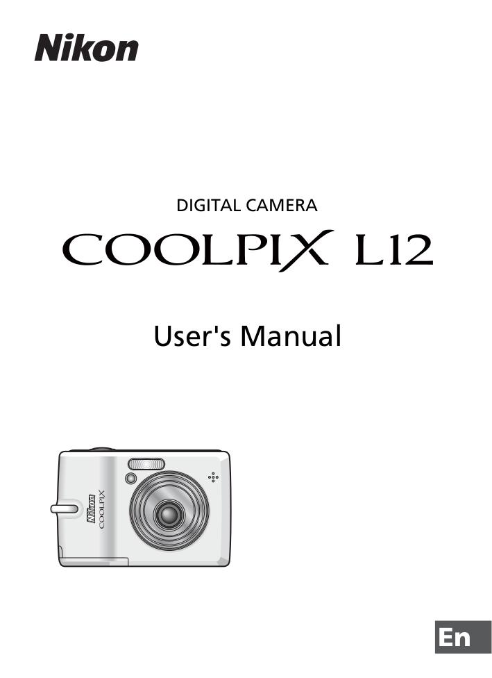 Download free pdf for Nikon CoolPix S70 Digital Camera manual