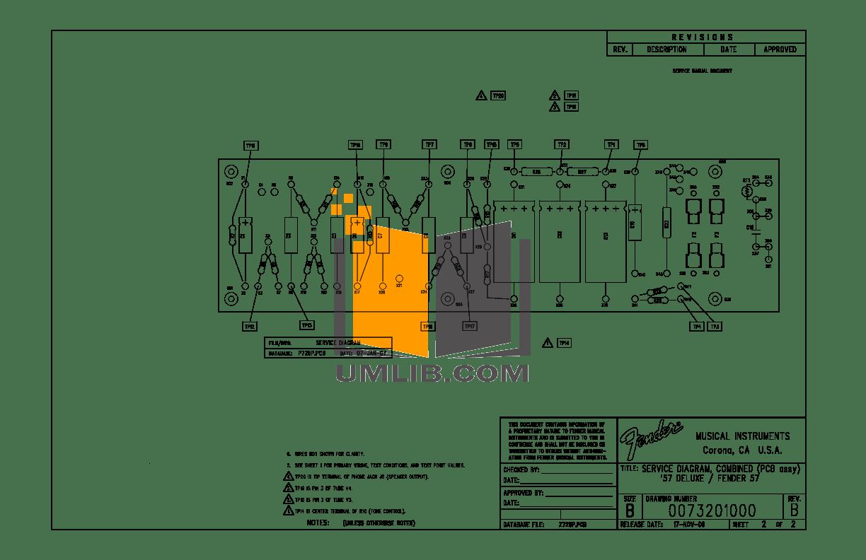 PDF manual for Fender Amp 57 Deluxe