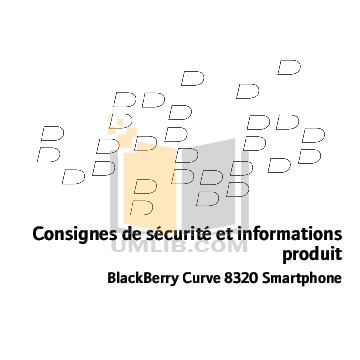 Download free pdf for Blackberry Curve 8320 Cell Phone manual