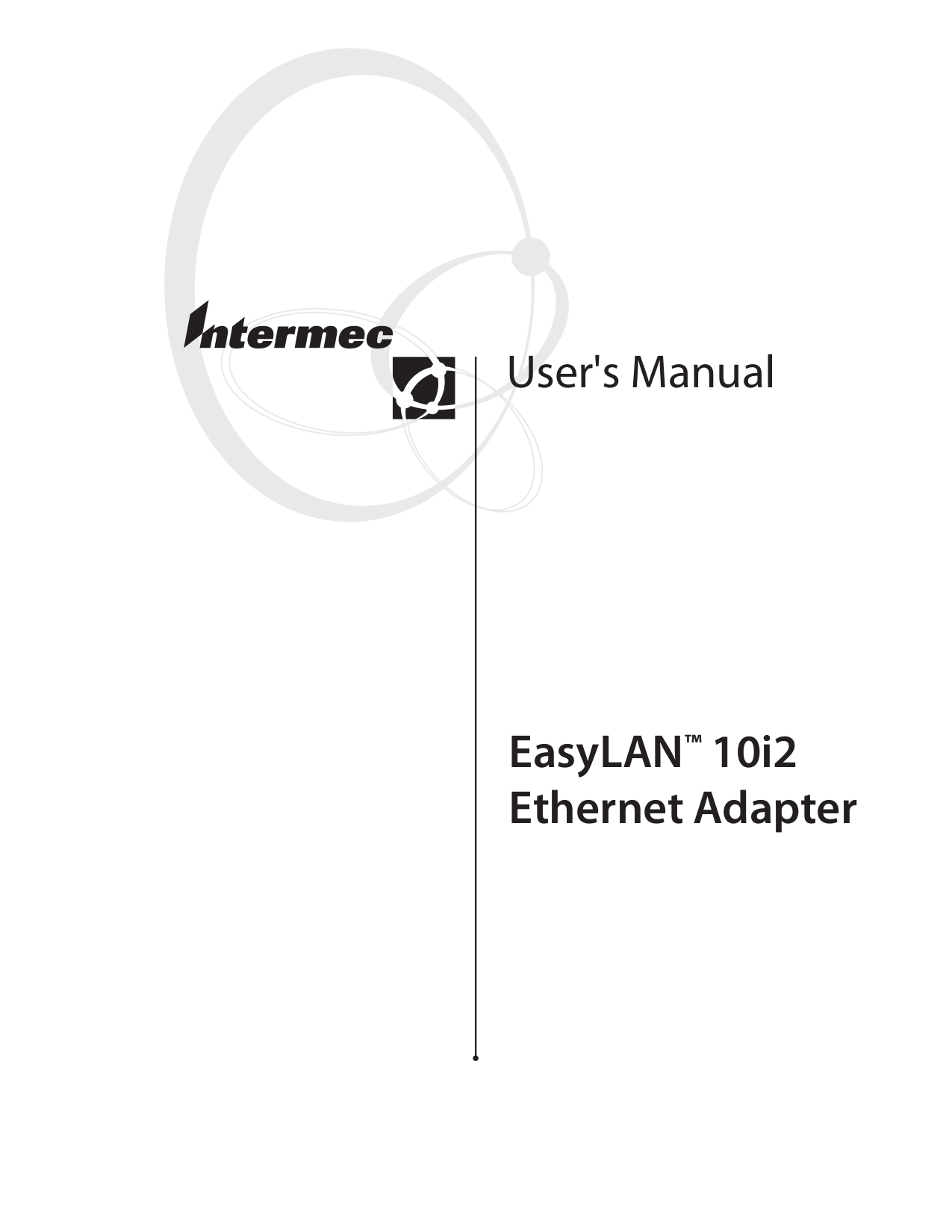 Download free pdf for Intermec EasyLan 10I2 Adapters Other