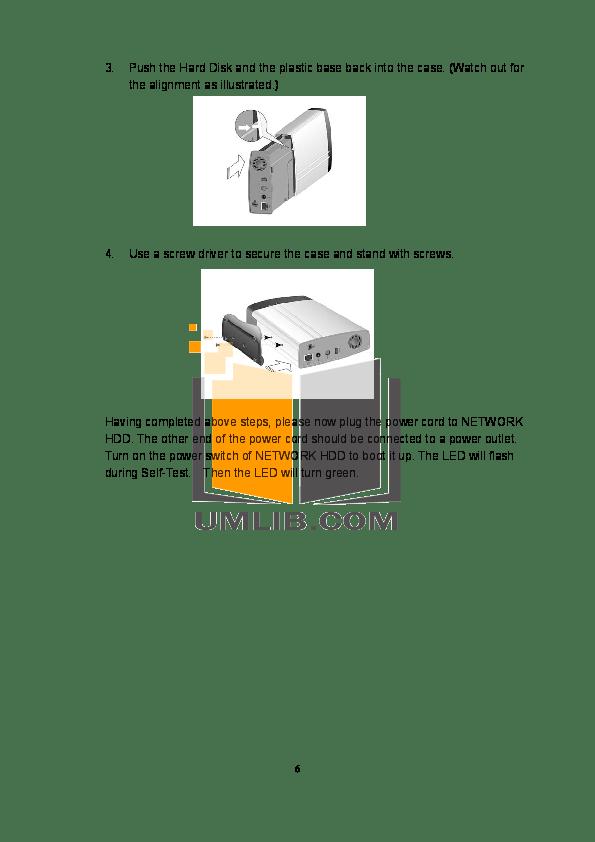 HD363N MANUAL PDF