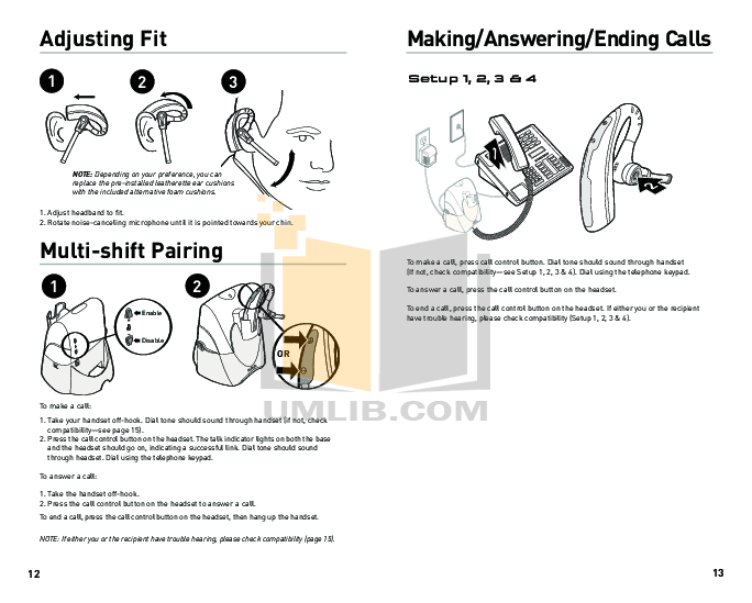 PDF manual for Avaya Telephone 4620SW