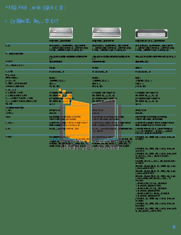 PDF manual for 3Com Switch 3CGSU08A