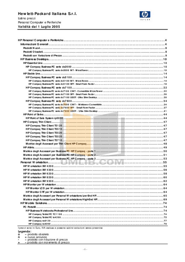 Download free pdf for HP Pavilion DV1250 Laptop manual