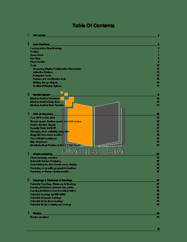 PDF manual for Garmin GPS GPSMAP 440S