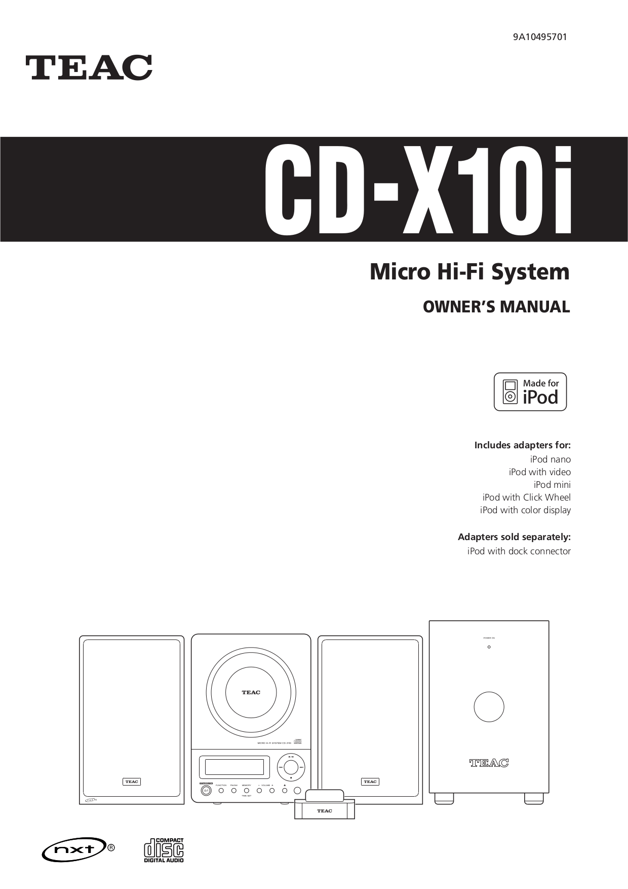 Download free pdf for Yamaha CDX-890 CD Player manual