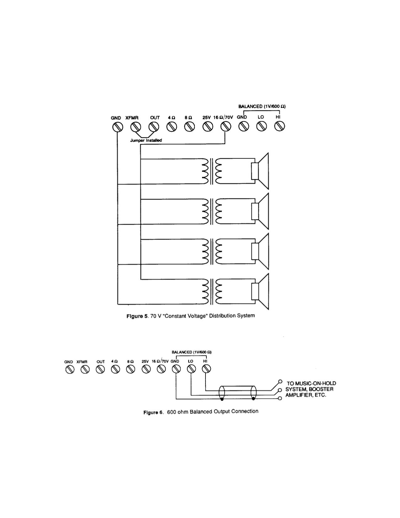 PDF manual for Peavey Amp IPA 300T