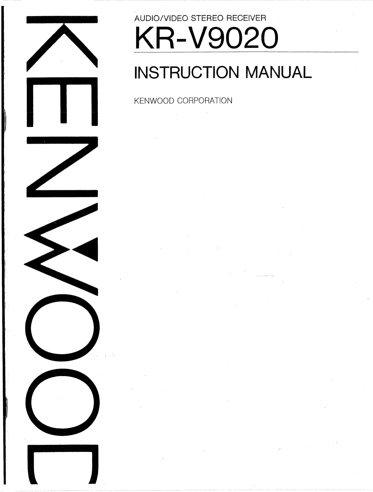 Download free pdf for Kenwood CT-201 Tape Deck manual