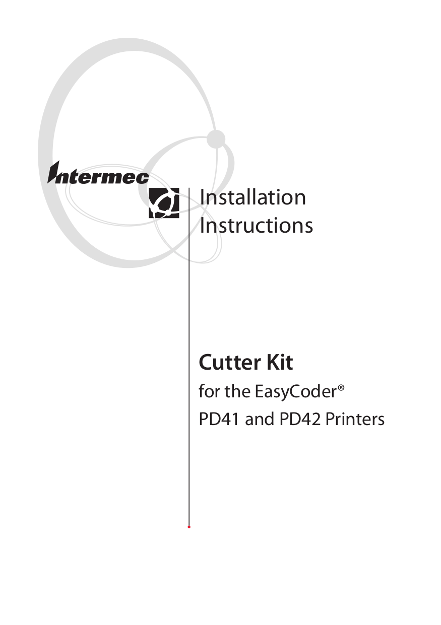 Download free pdf for Intermec EasyCoder PD42 Printer manual