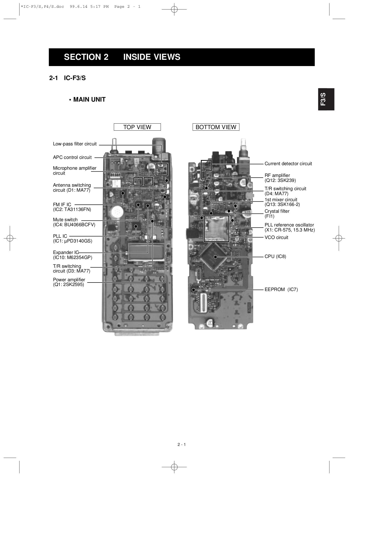 PDF manual for JVC Speaker SP-D401