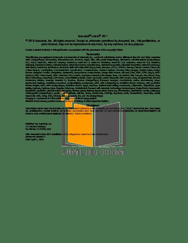 PDF manual for HP Desktop Workstation Z800