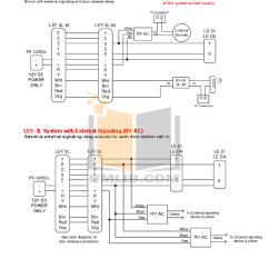 Aiphone Lef 3 Wiring Diagram Chevy 4x4 Actuator Pdf Manual For Other Lef-10 Intercoms