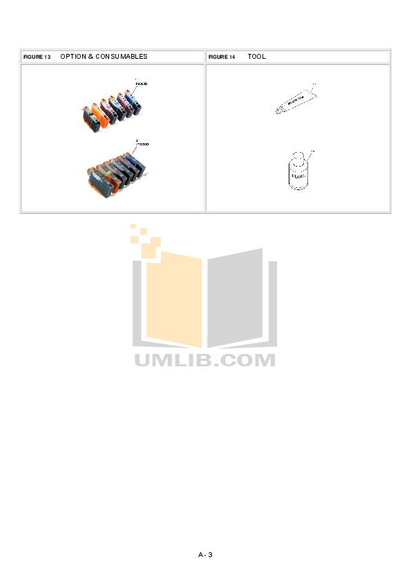 PDF manual for Canon Printer PIXMA iP6000D