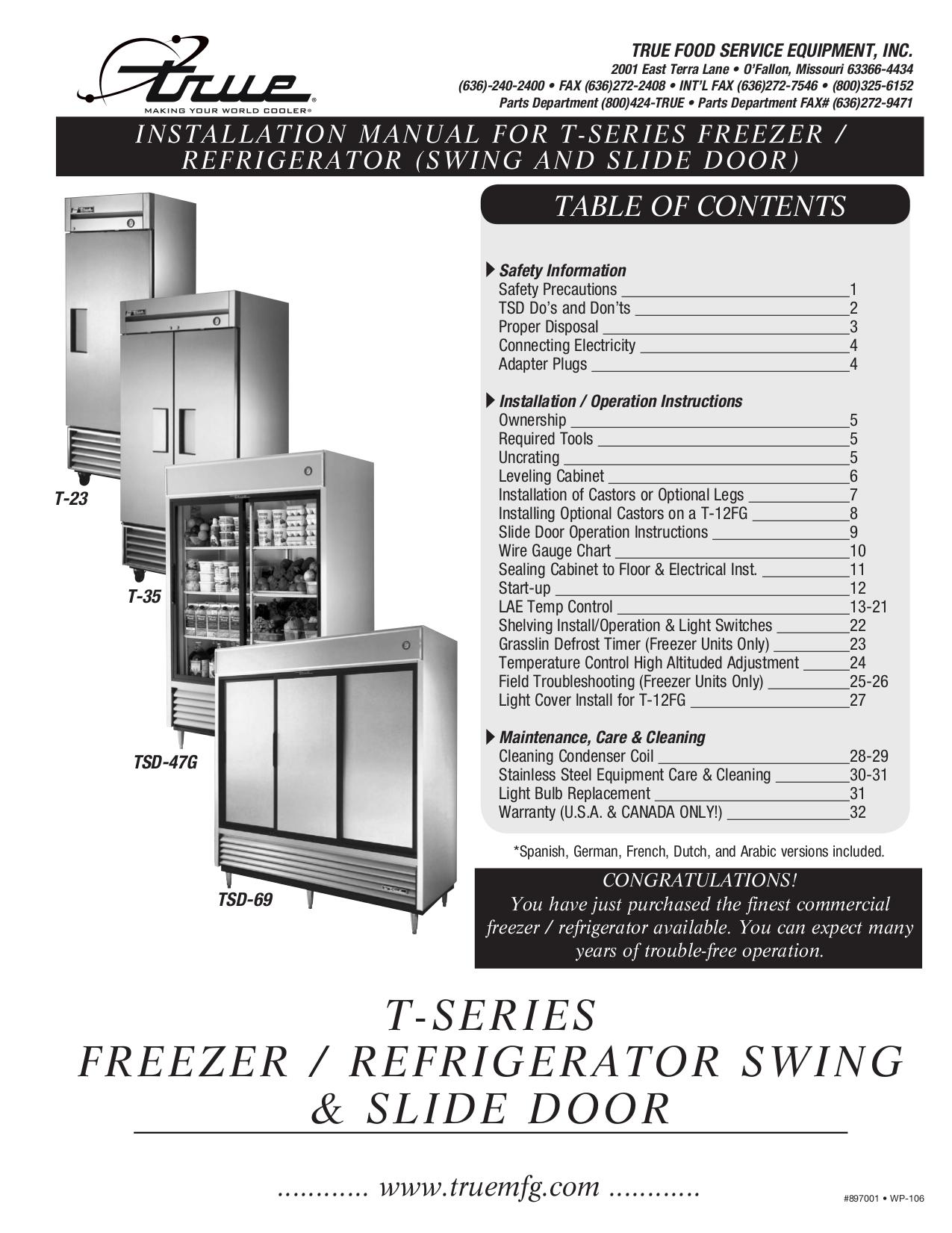 hight resolution of download free pdf for true t 72f freezer manual true freezer t 72f wiring diagram true freezer model t 49f wiring diagram